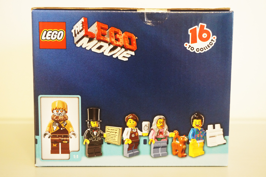 7100471004レゴミニフィギュアレゴムービーシリーズ