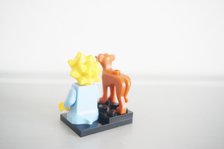71009レゴミニフィギュア ザ・シンプソンズ第2弾マギー