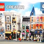 LEGO10255Assembly Square