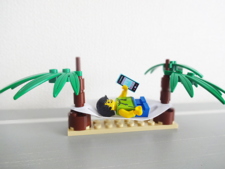 60153レゴシティ シティのビーチ Fun at the Beach minifig pack