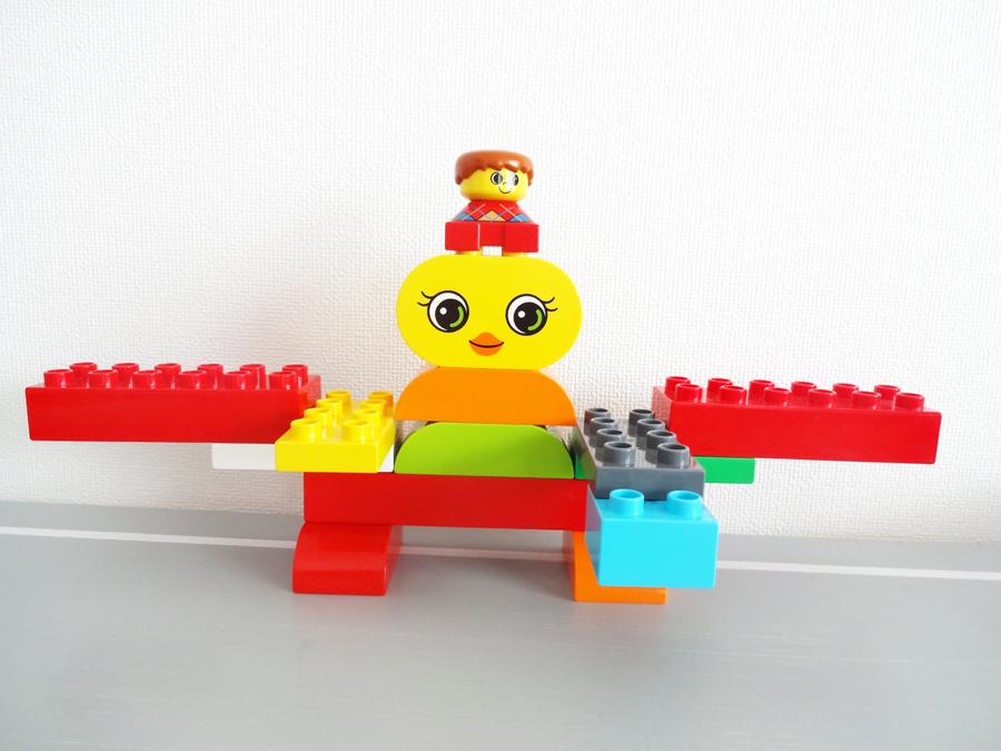レゴデュプロのロボ