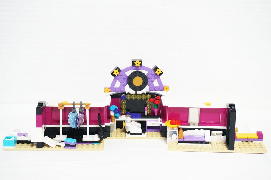 41104レゴフレンズポップスターメイクルーム Pop Star Dressing Room