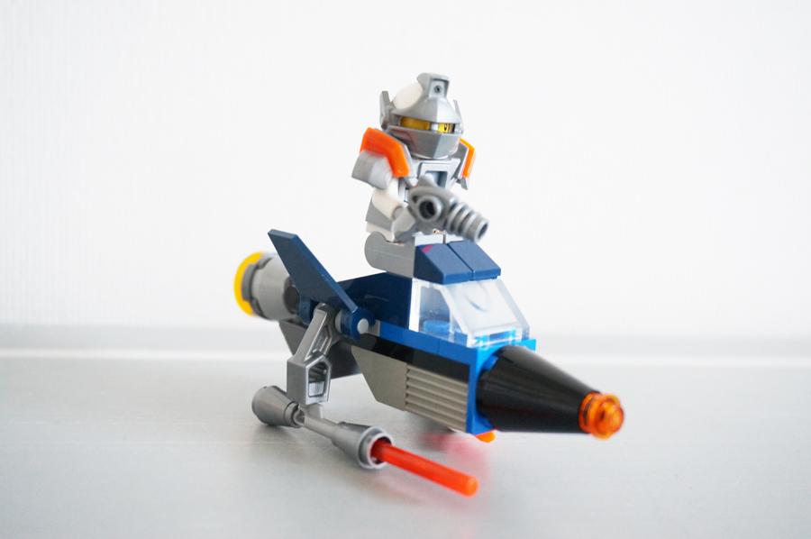 ネックスナイツの戦闘機