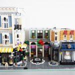 レゴ10255にぎやかな街角