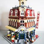 LEGO10182カフェコーナー