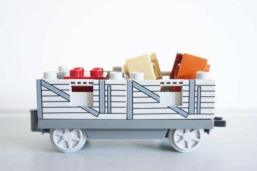 5554レゴデュプロトーマス Thomas Load and Carry Train Set