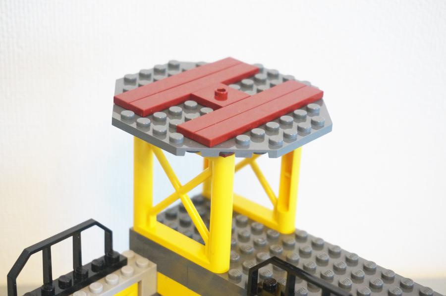 5887LEGOダイノ ダイノ防衛基地 DinoDefenseHQ