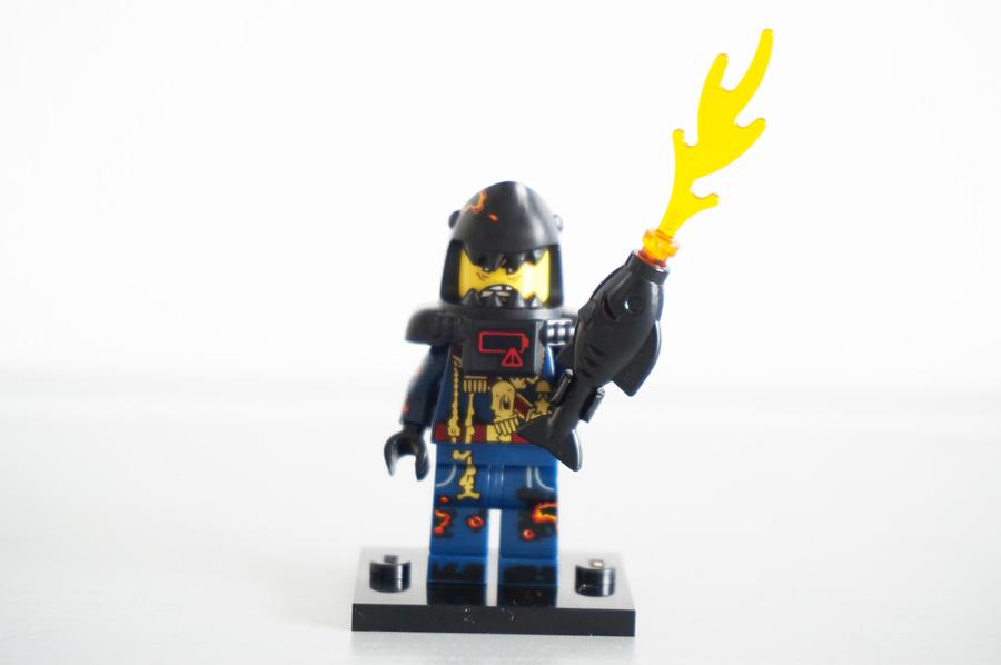 71019レゴミニフィギュアニンジャゴー ザ・ムービー