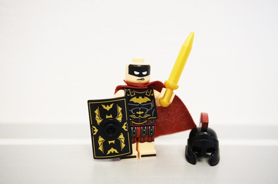 トイザらスブロックトーバーレゴバットマンミニフィギュアコレクション