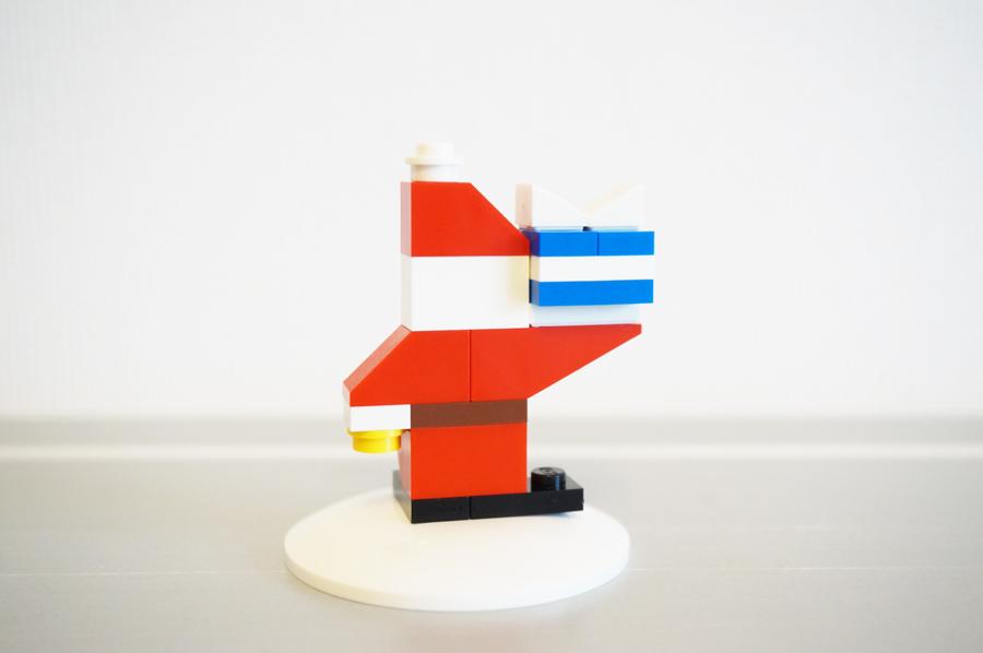 6047303 LEGO Christmas Bauble Santa