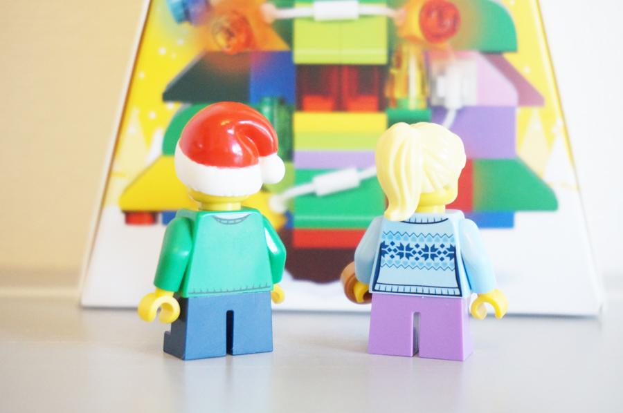 LEGO Seasonal Christmas Tree Ornament 6194782