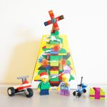 LEGO Seasonal Christmas Tree Ornament 6194782