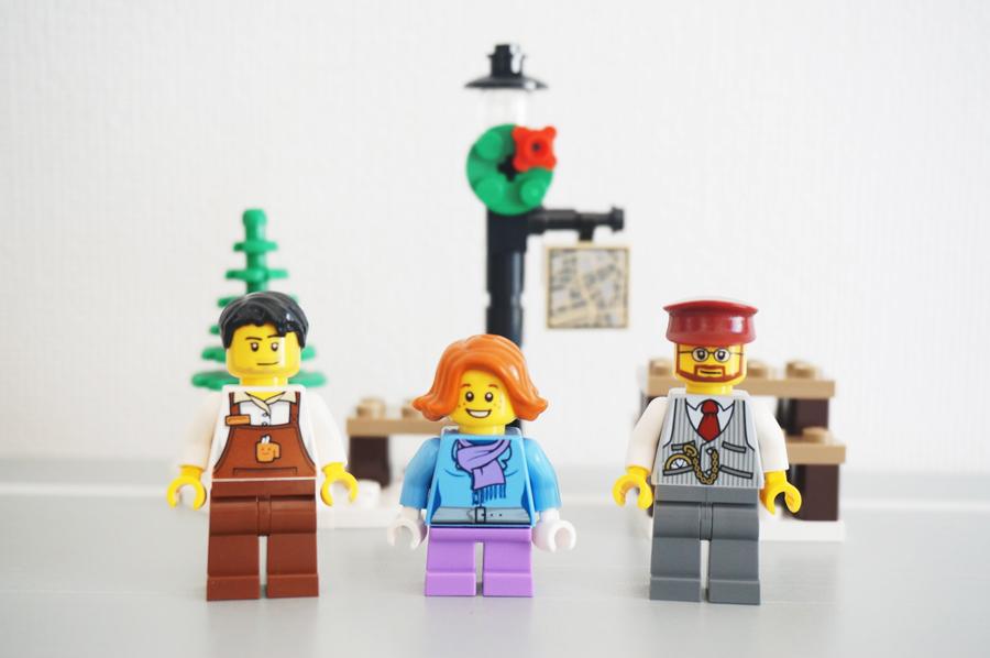 40262 LEGO Christmas Train Ride