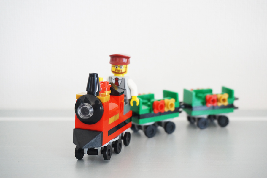 40262 LEGO Christmas Train Ride