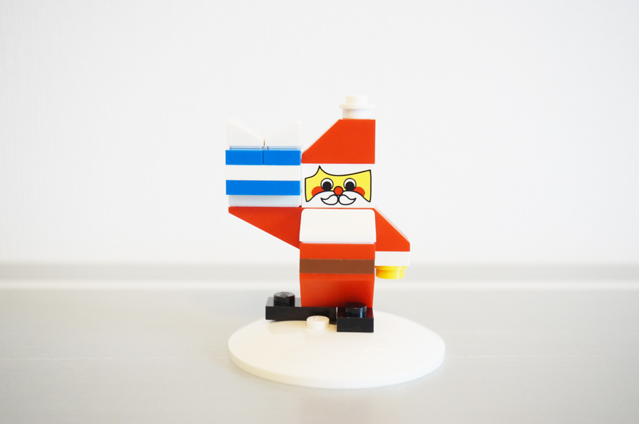 6047303 LEGO Christmas Bauble Santa