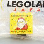 レゴランド、ファクトリーツアーのクリスマスブロック