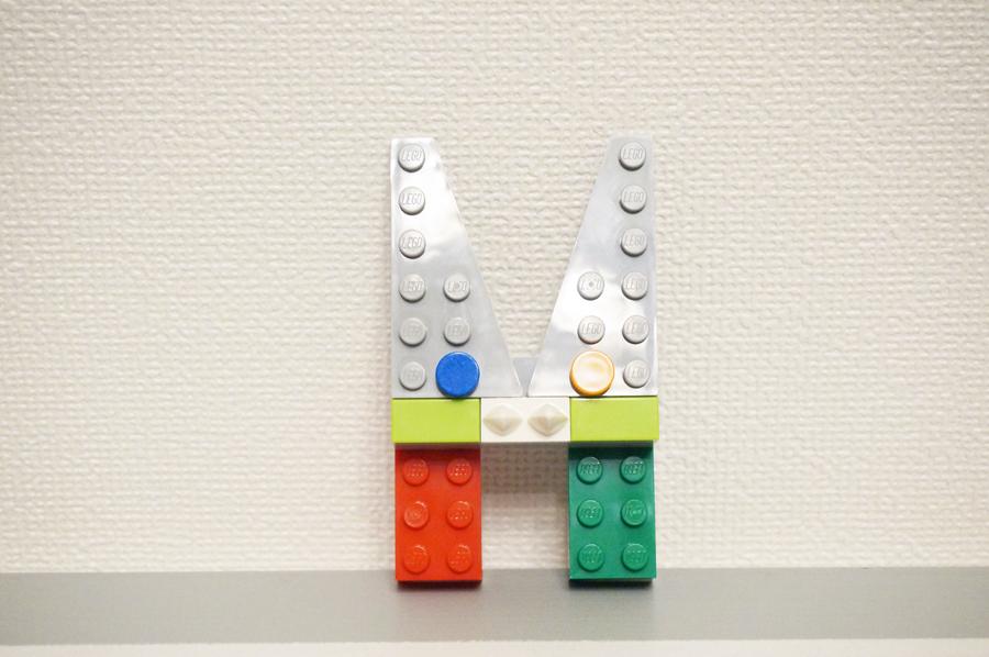 レゴのうさぎ