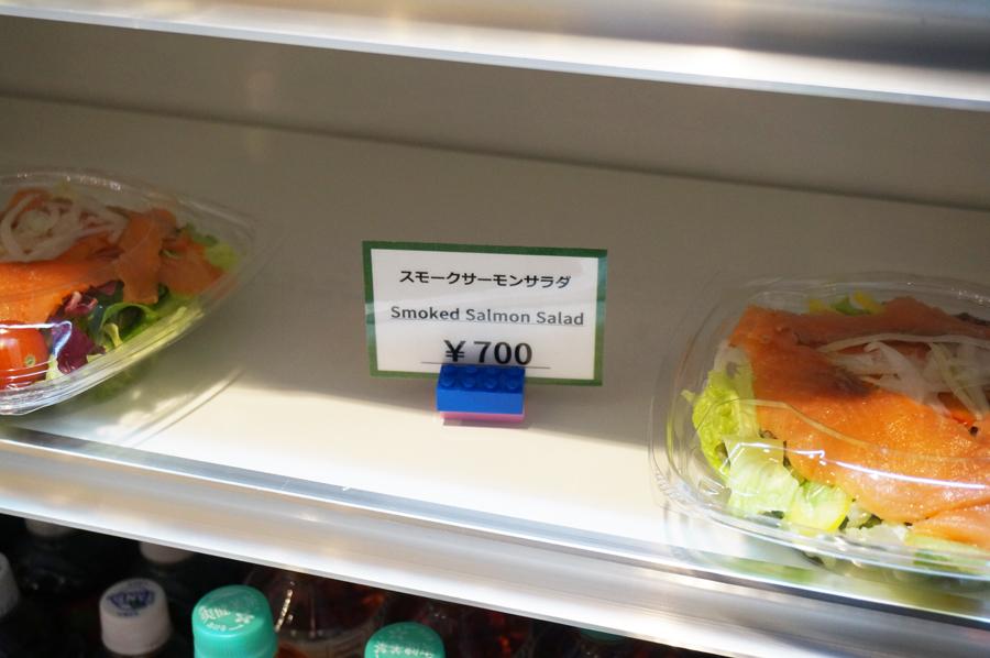 レゴランドのファクトリーサンドイッチカンパニー