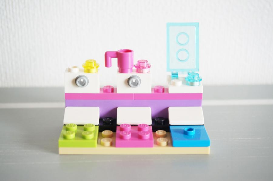 41307レゴフレンズ オリビアのロボットラボ Olivia's Creative Lab