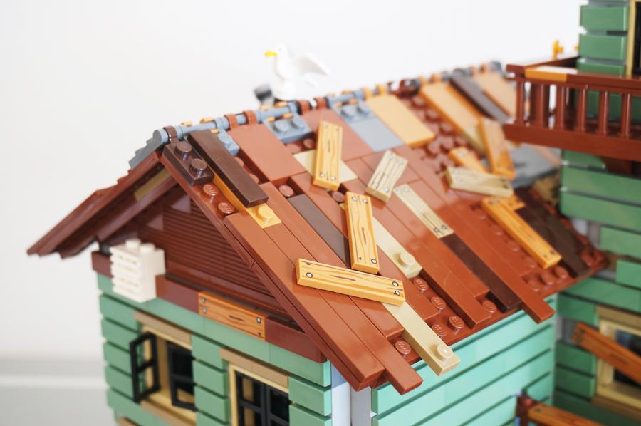 LEGO IDEAS21310つり具屋 Old Fishing Store