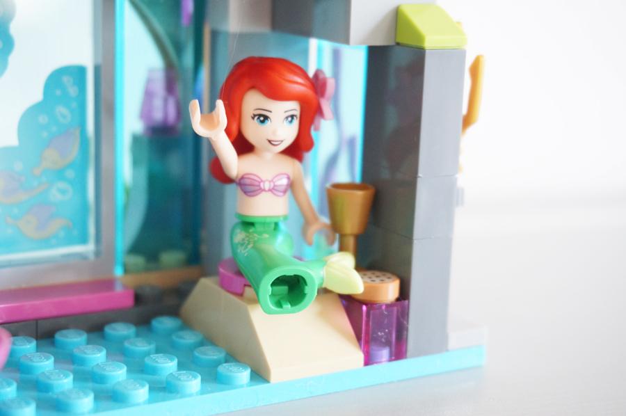 41145LEGOディズニーアリエル 海の魔女アースラのおまじない