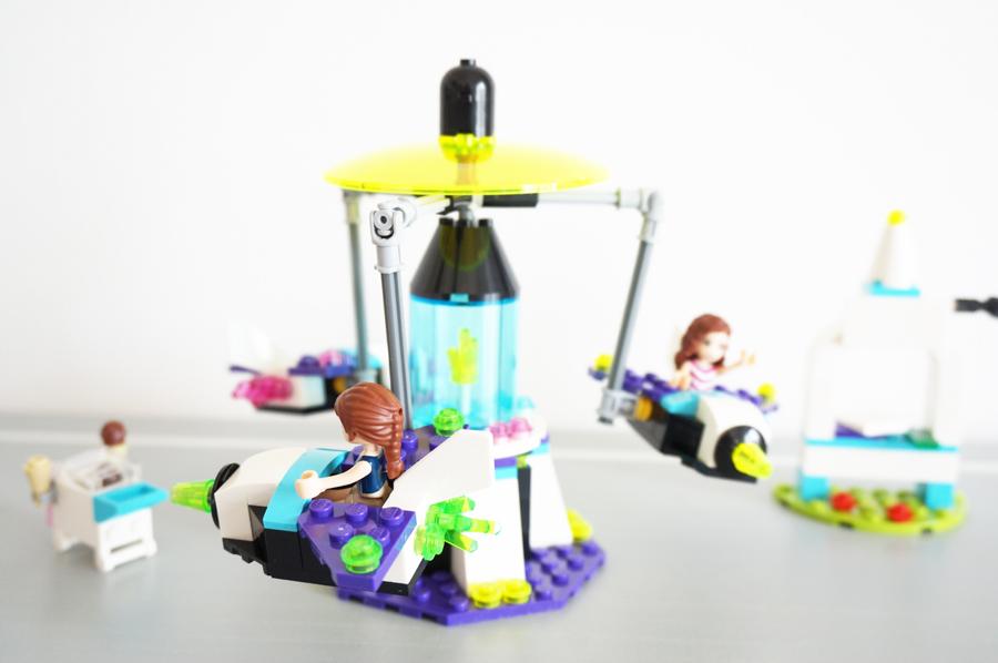 41128レゴフレンズ遊園地スペースライド Space Ride