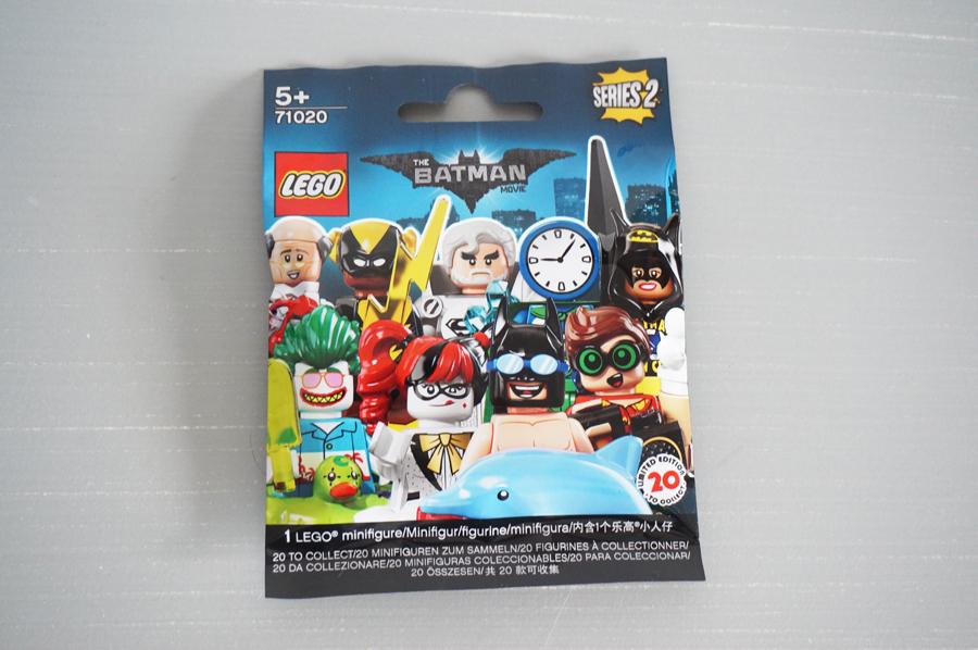71020レゴバットマンザ・ムービー2ミニフィギュア