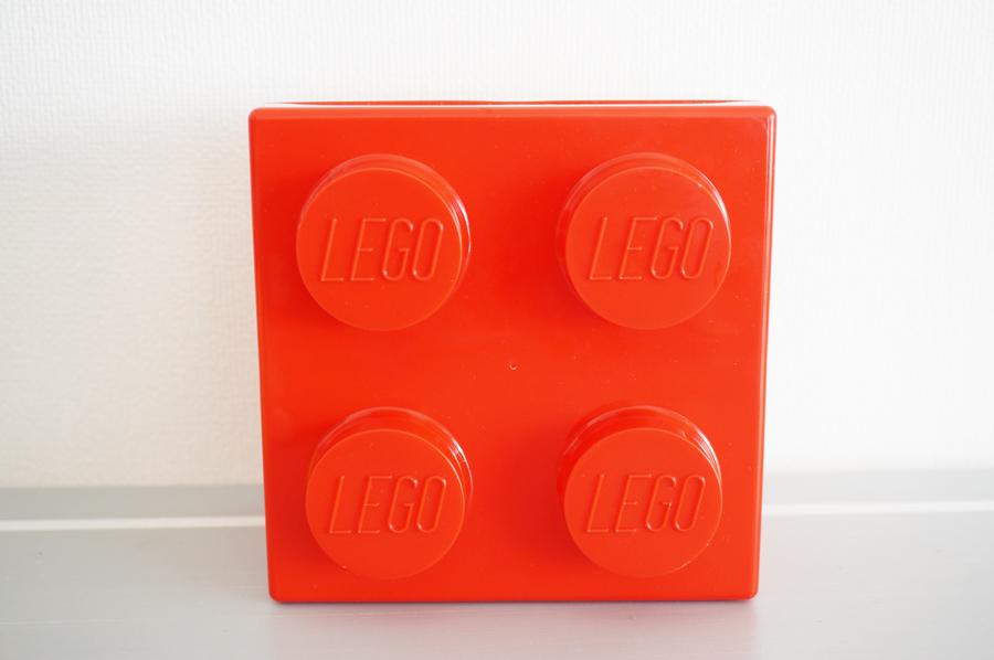 レゴのお弁当箱(ランチボックス)