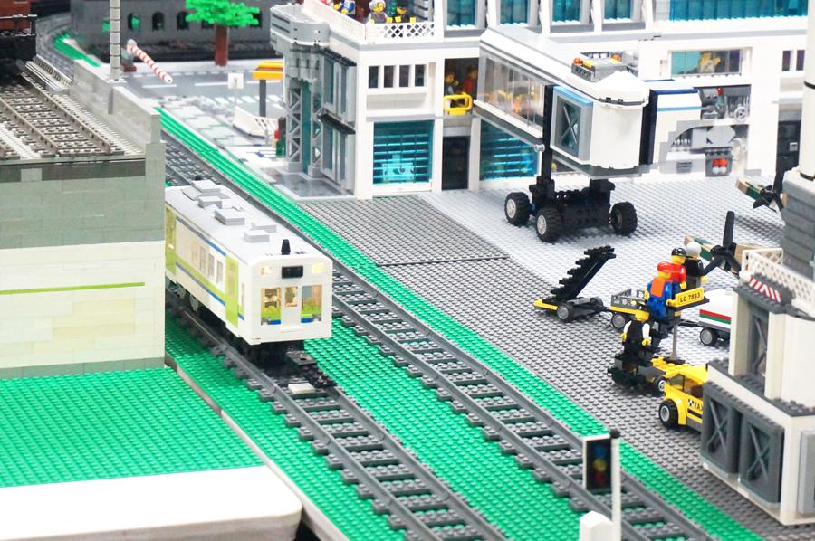 火曜レゴオフ