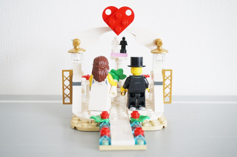 LEGO40197Wedding Favor Set 2018