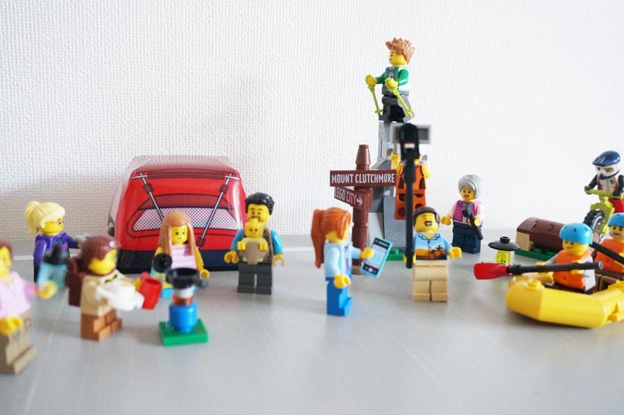 60202 レゴシティのアウトドア People Pack - Outdoor Adventures