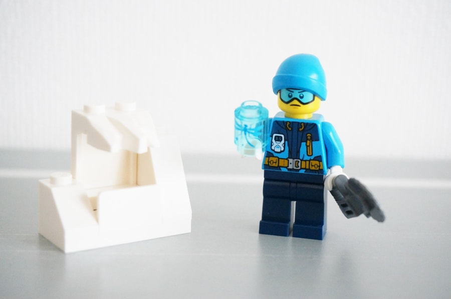 30360 LEGO Arctic Ice Saw