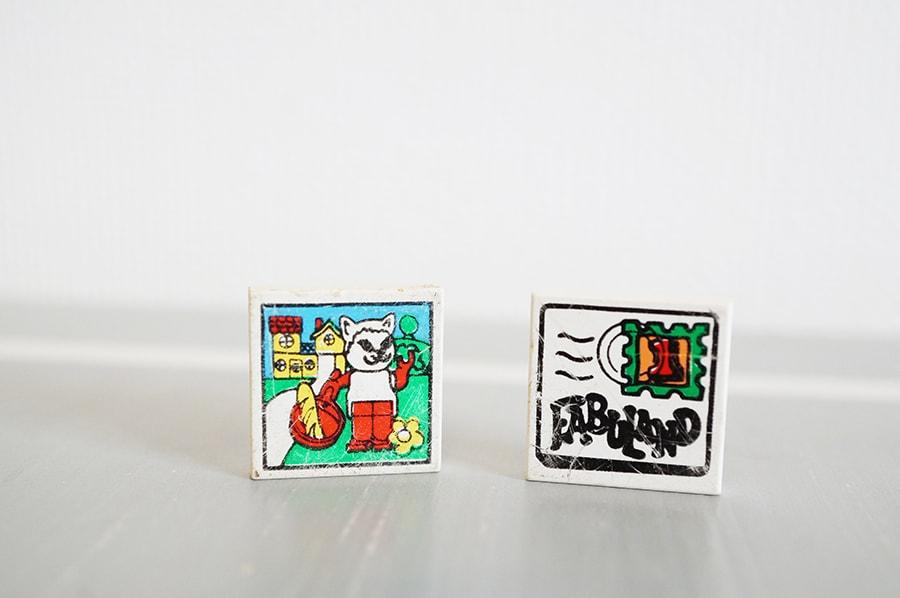 3786ファビュランド ブルドッグの郵便屋さん Buzzy Bulldog the Postman