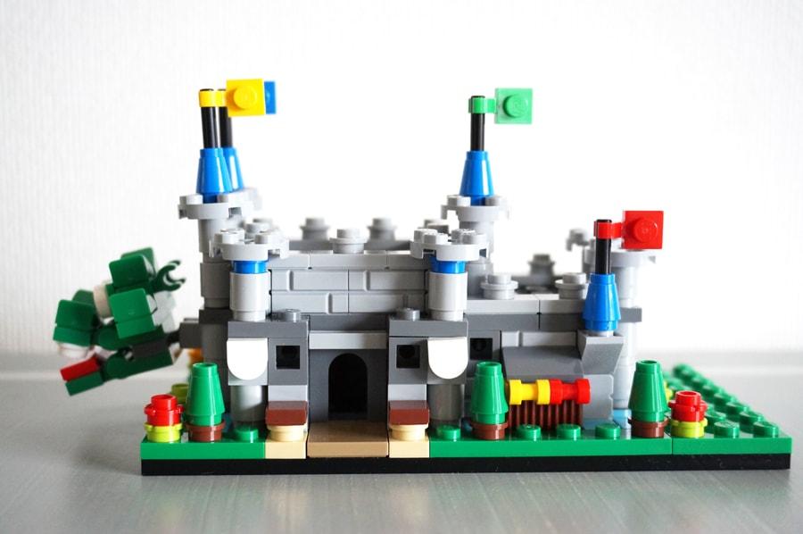 40306レゴランドキャッスル LEGOLAND Castle