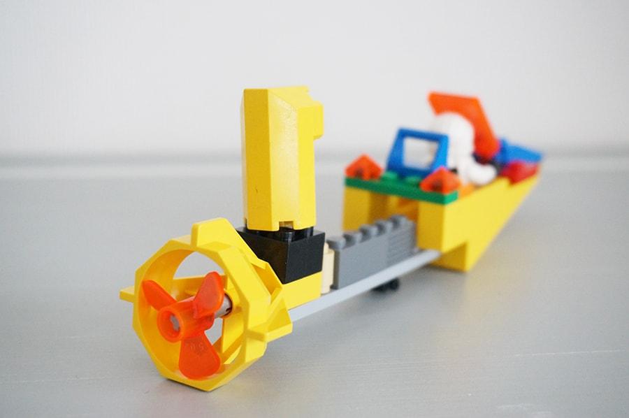レゴの潜水艦