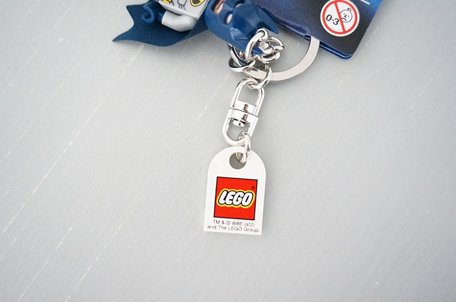 レゴバットマンのキーホルダー