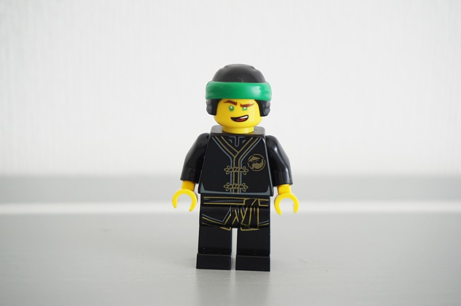 LEGO 30532 Ninjago TURBO Polybag Mini set