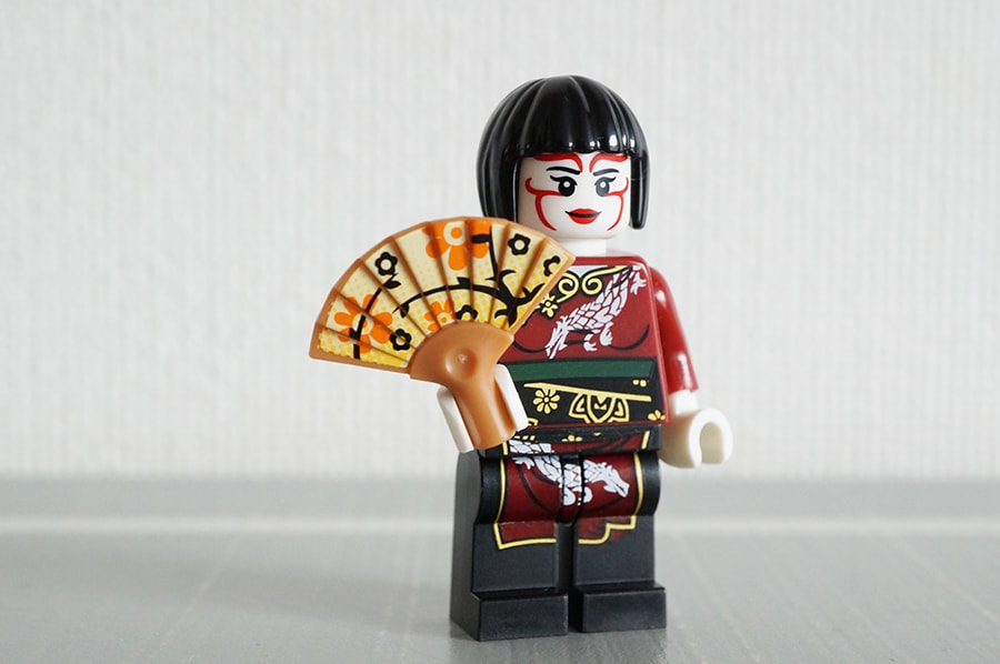 トイザらスブロックトーバーニンジャゴーコレクション