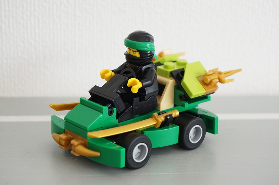 LEGO 30532 Ninjago TURBO Polybag Mini set