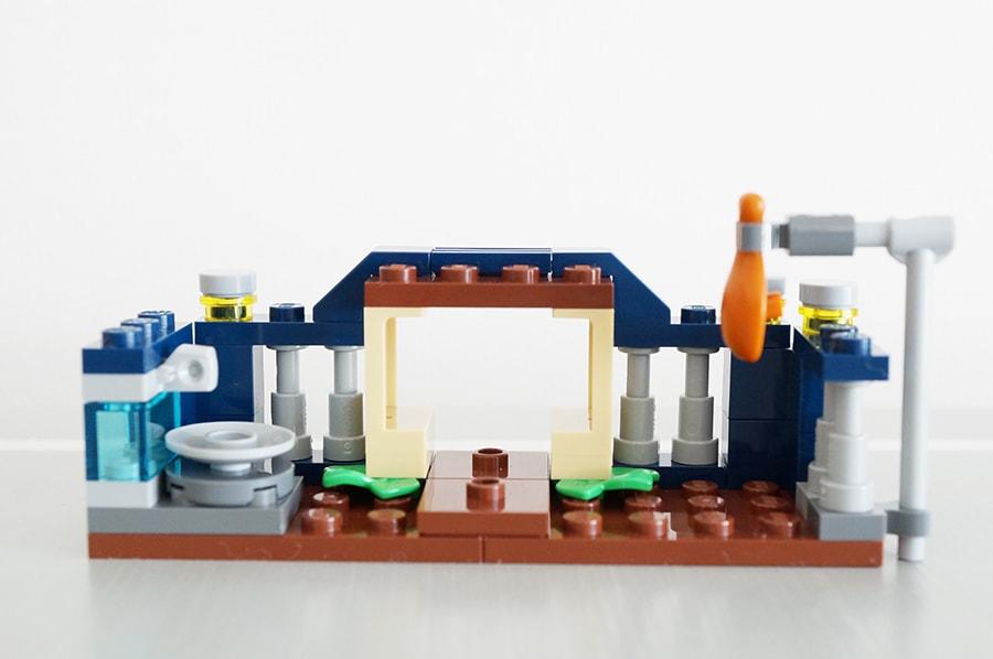 レゴジュラシックワールドのミニポリバッグセット