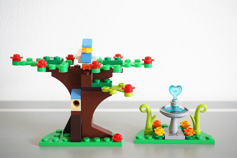 LEGO40236バレンタインピクニック