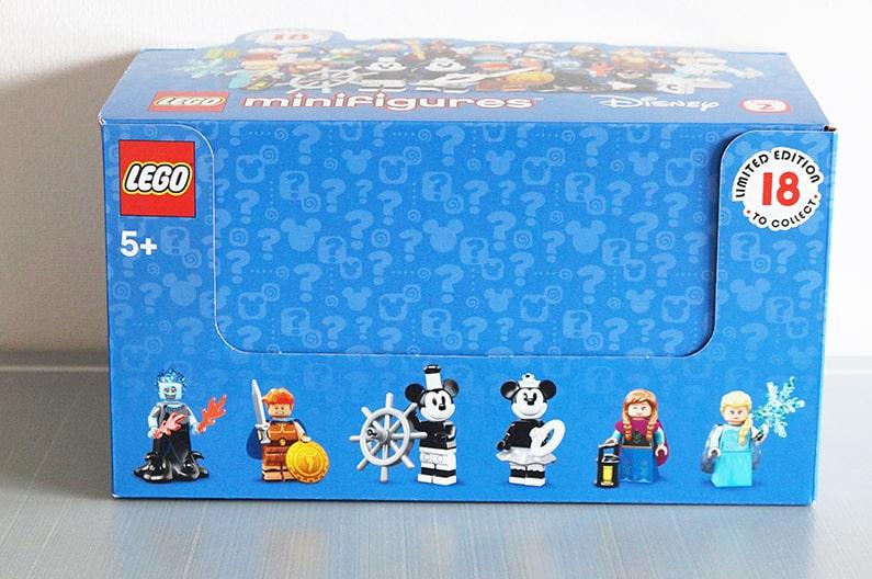 71024LEGOミニフィギュアディズニーの箱