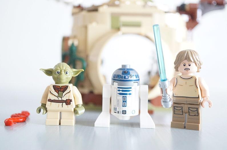 75208 LEGOスターウォーズ ヨーダの小屋 -Yoda's Hut