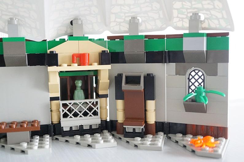 LEGO4707レゴハリーポッターと賢者の石・ハグリッドの小屋